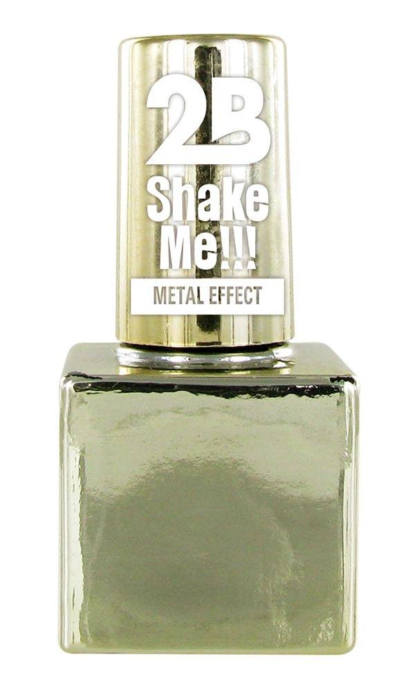 2B Cosmetics NAGELLAK MEGA COLOURS MINI - 62 Metallic Gold