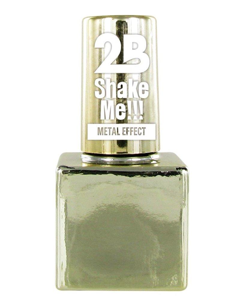 2B Cosmetics NAIL POLISH MEGA COLOURS MINI - 62 Metallic Gold