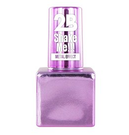 2B Cosmetics NAGELLAK MEGA COLOURS MINI - 64 Metallic Pastel Pink