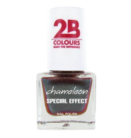 2B Cosmetics NAIL POLISH MEGA COLOURS MINI - 72 Chameleon Special Edition - Spring Break