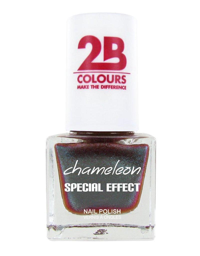 2B Cosmetics NAGELLAK MEGA COLOURS MINI - 72 Chameleon Special Edition - Spring Break