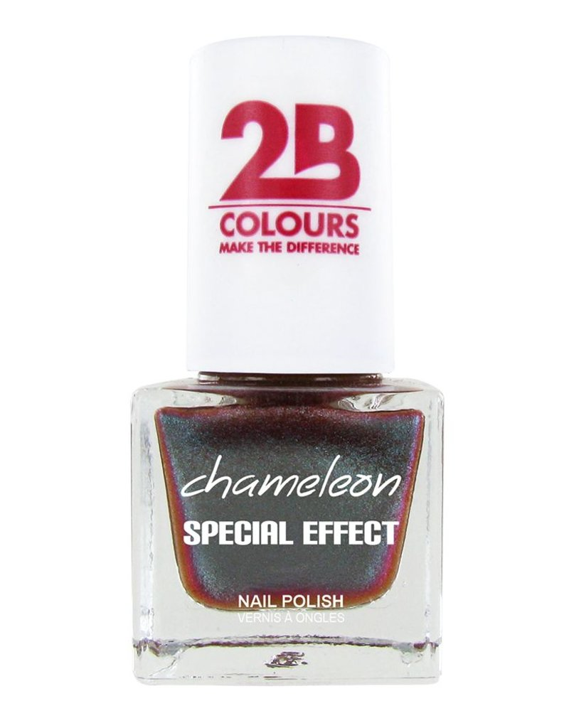 2B Cosmetics NAIL POLISH MEGA COLOURS MINI - 72 Chameleon Special Edition - Spring Break