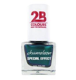 2B Cosmetics NAGELLAK MEGA COLOURS MINI - 73 Chameleon Special Edition - Mystical Depths