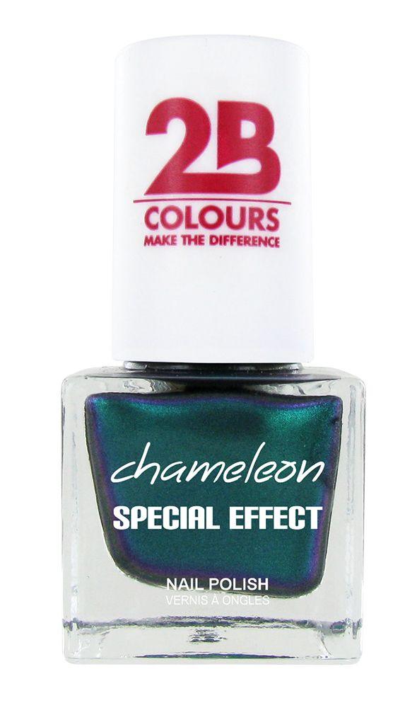 2B Cosmetics VERNIS à ONGLES MEGA COLOURS MINI - 73 Chameleon Special Edition - Mystical Depths