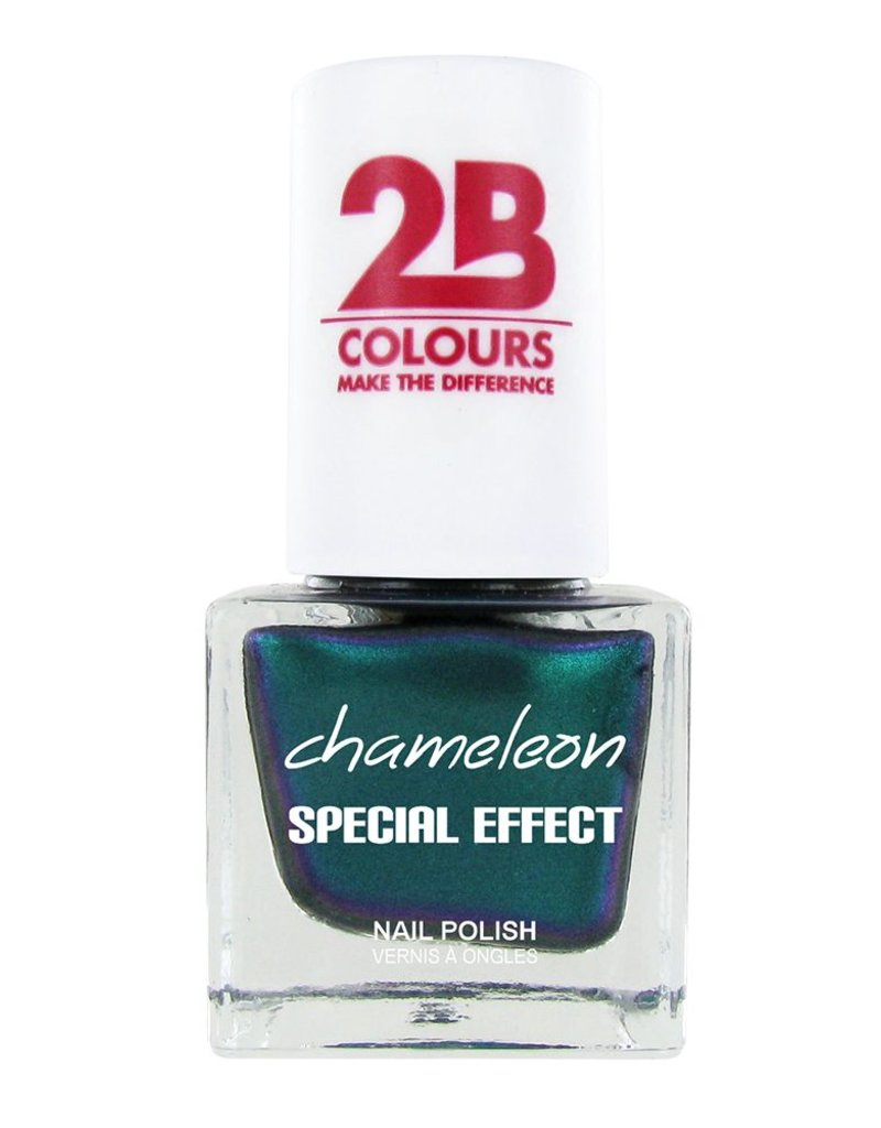 2B Cosmetics NAIL POLISH MEGA COLOURS MINI - 73 Chameleon Special Edition - Mystical Depths