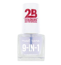 2B Cosmetics SOIN DES ONGLES MEGA COLOURS MINI - 69 9-in-1