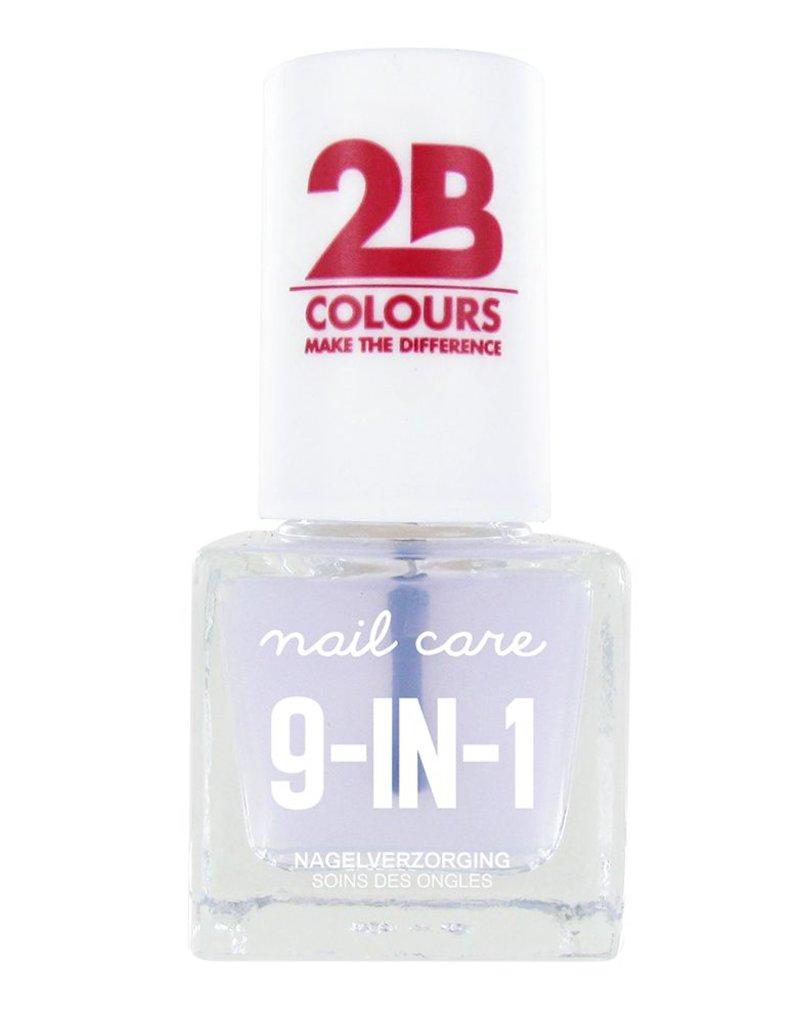 2B Cosmetics NAGELVERZORGING MEGA COLOURS MINI - 69 9-in-1