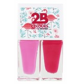 2B Cosmetics Nail polish Duo - Summer 03