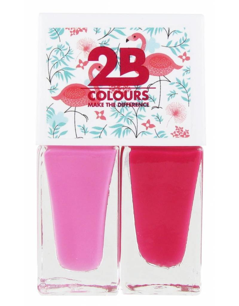 2B Cosmetics Nagellak Duo - Summer 03