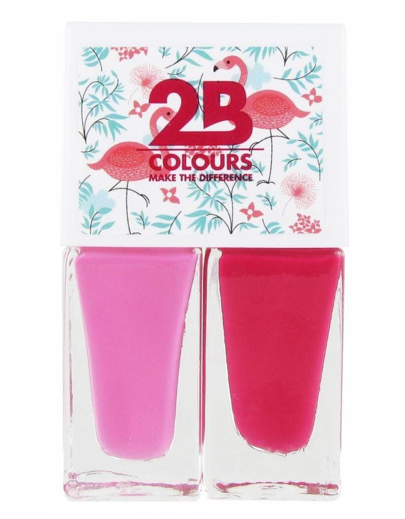 2B Cosmetics Nail polish Duo - Summer 03