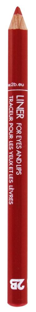 2B Cosmetics Traceur pour les Yeux et les Lèvres - Sweet Cherry