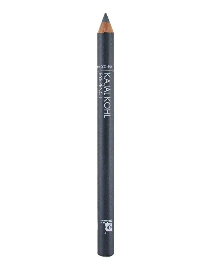 2B Cosmetics Kajal Pencil - 04 Mouse Grey