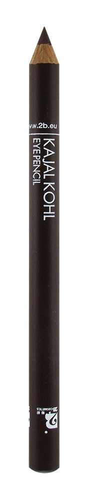 2B Cosmetics Kajal Pencil - 07 Brown
