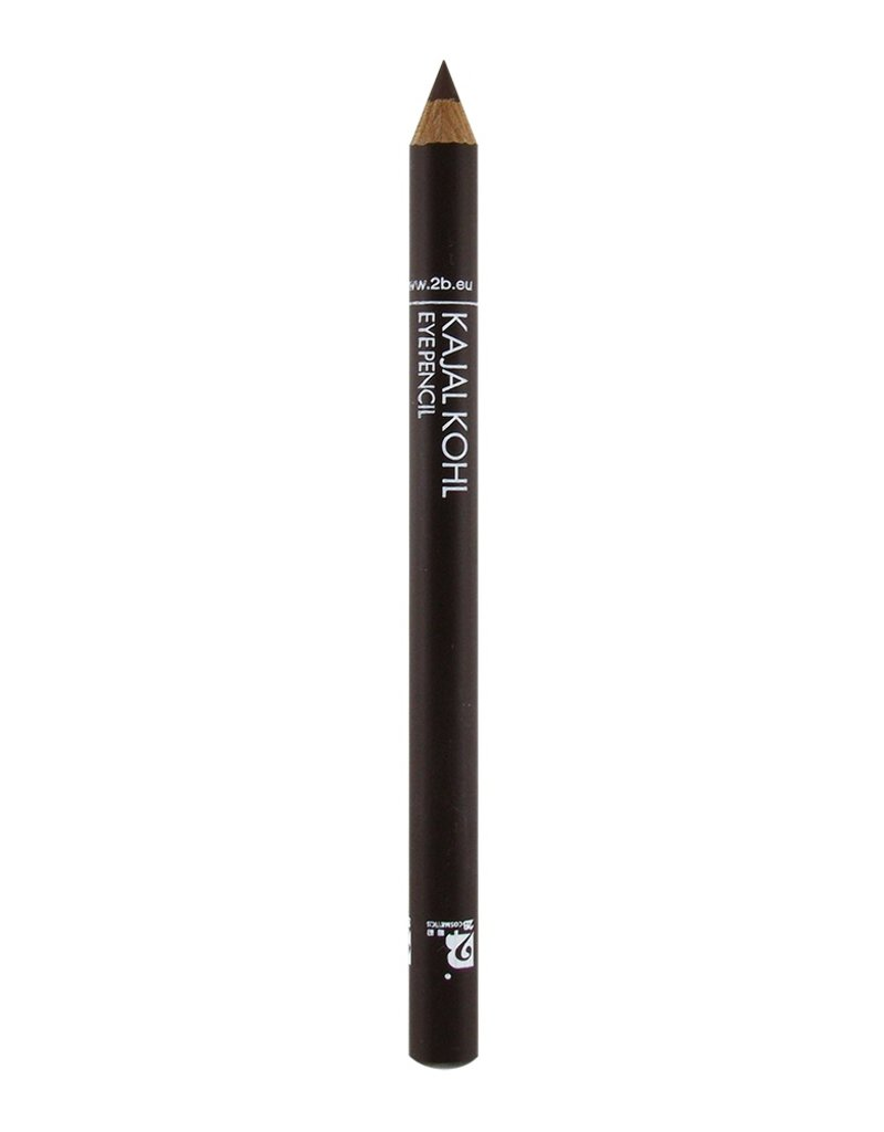 2B Cosmetics Crayon Kajal - 07 Brun