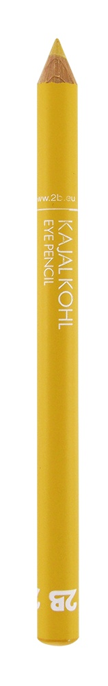 2B Cosmetics Kajal Oogpotlood - 16 Geel