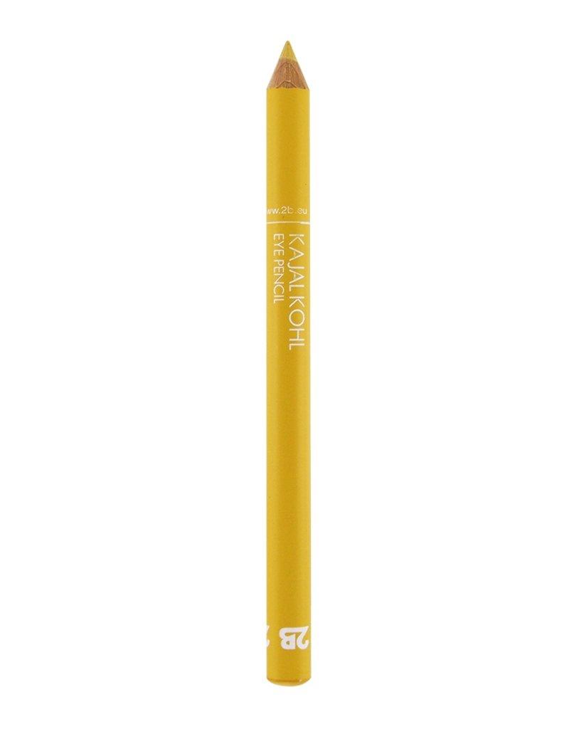 2B Cosmetics Crayon Kajal - 16 Jaune