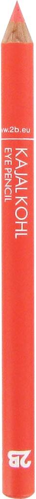 2B Cosmetics Crayon Kajal - 17 Rose corail