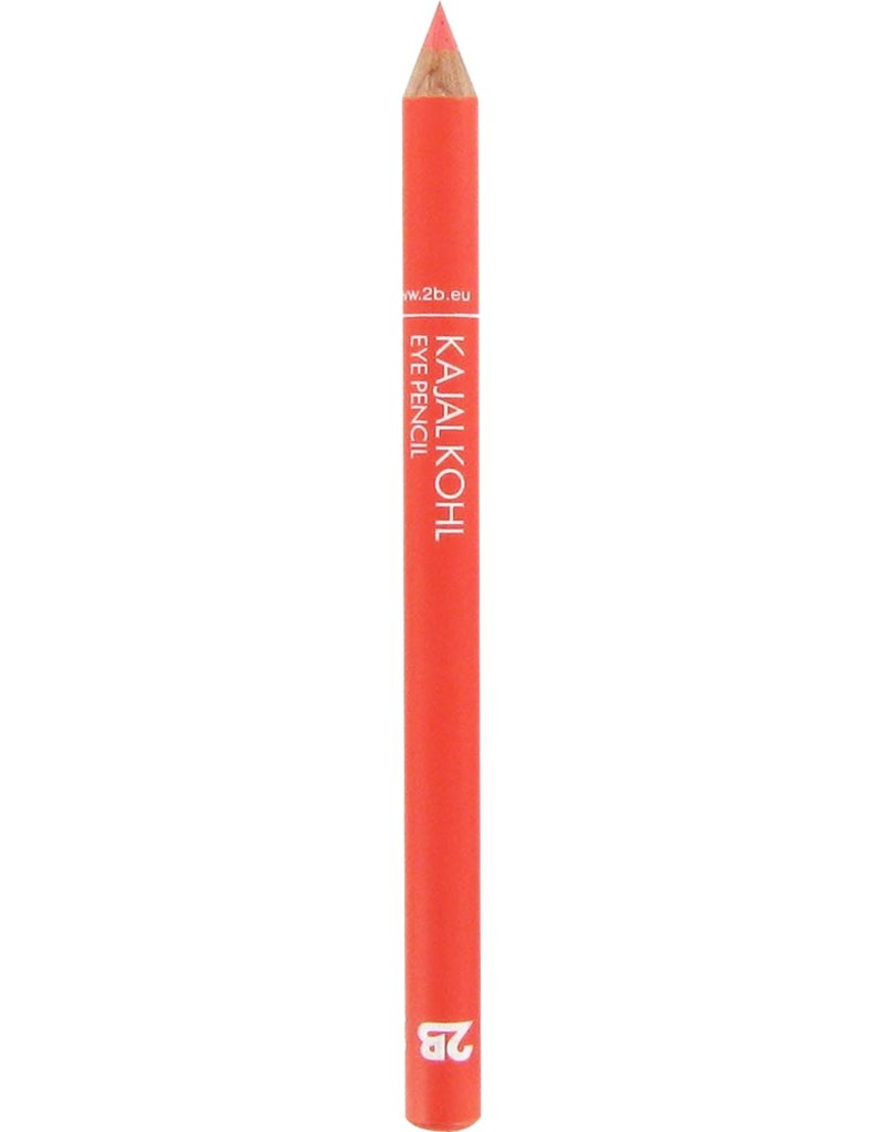 2B Cosmetics Kajal Pencil - 17 Coral Pink