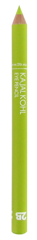 2B Cosmetics Kajal Pencil - 20 Lime green