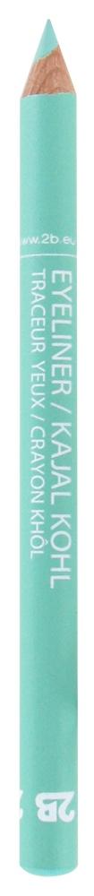2B Cosmetics Traceur Yeux / Crayon Kajal - 25 Duck egg blue