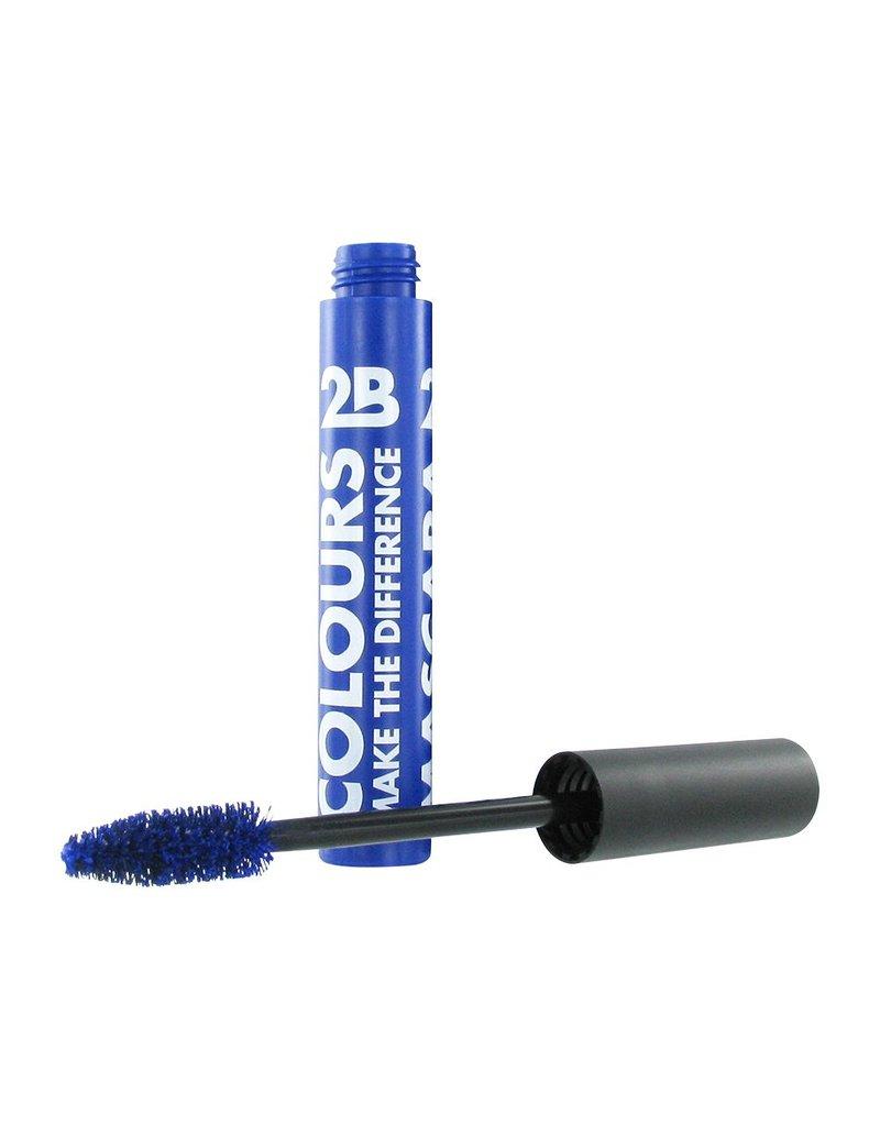 2B Cosmetics Mascara Colours - 02 China blue