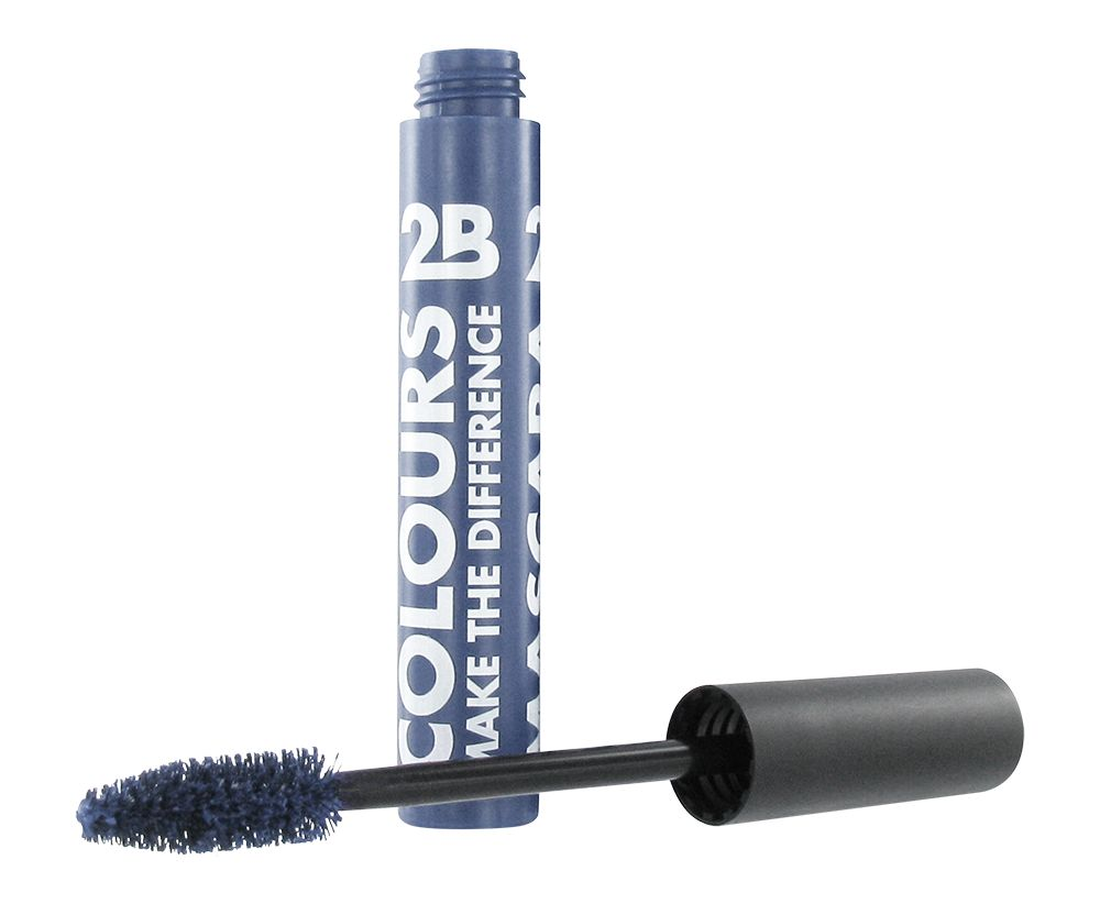 2B Cosmetics Mascara Colours - 07 Grey blue
