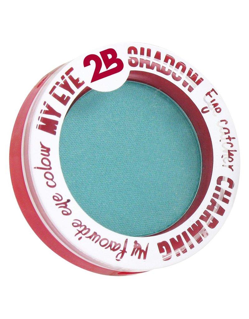 2B Cosmetics MY EYE SHADOW - TURQUOISE GREEN