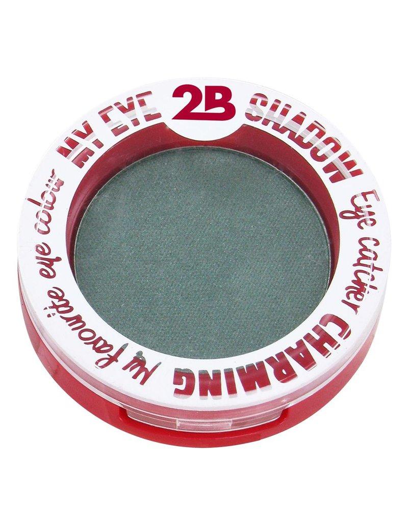 2B Cosmetics MY EYE SHADOW - DARK GREEN