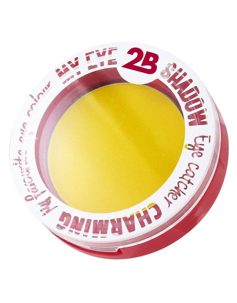 2B Cosmetics MY EYE SHADOW - YELLOW