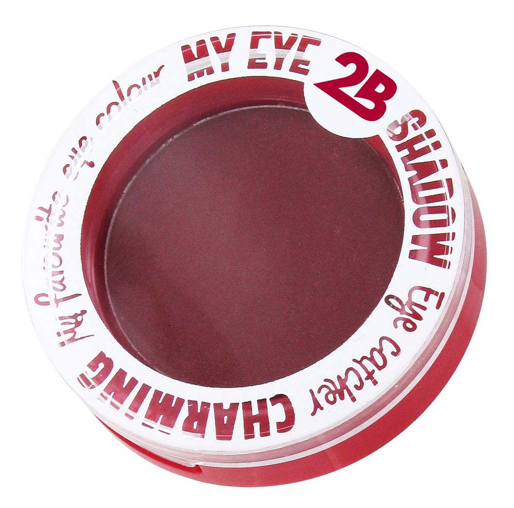 2B Cosmetics MY EYE SHADOW - TERRACOTTA