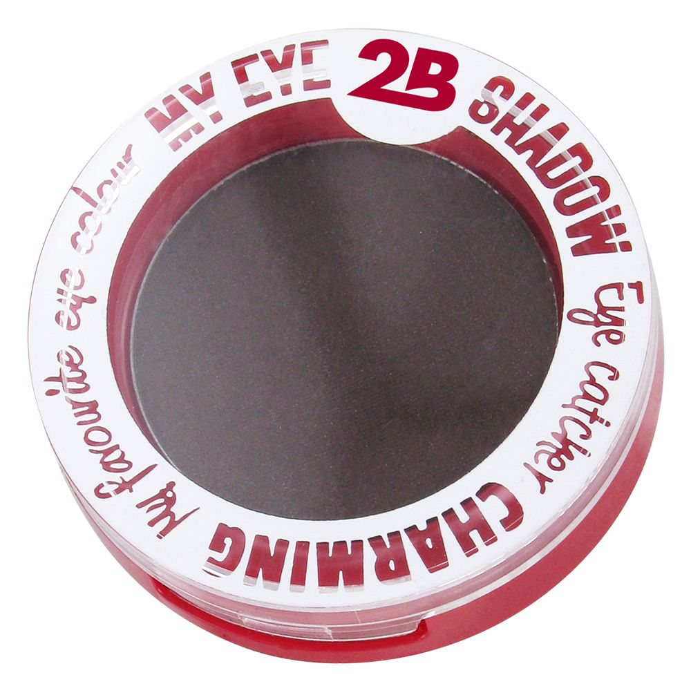 2B Cosmetics MY EYE SHADOW - CHOCOLATE