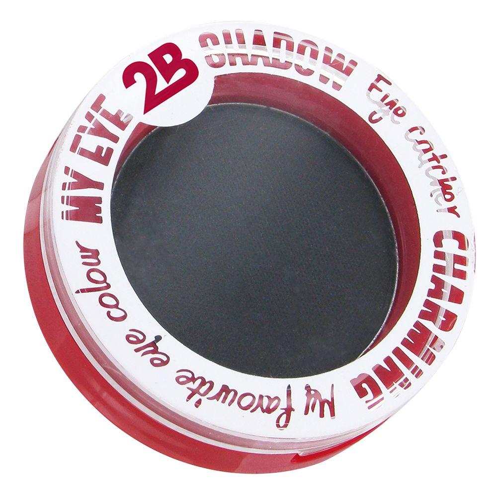 2B Cosmetics MY EYE SHADOW - BLACK