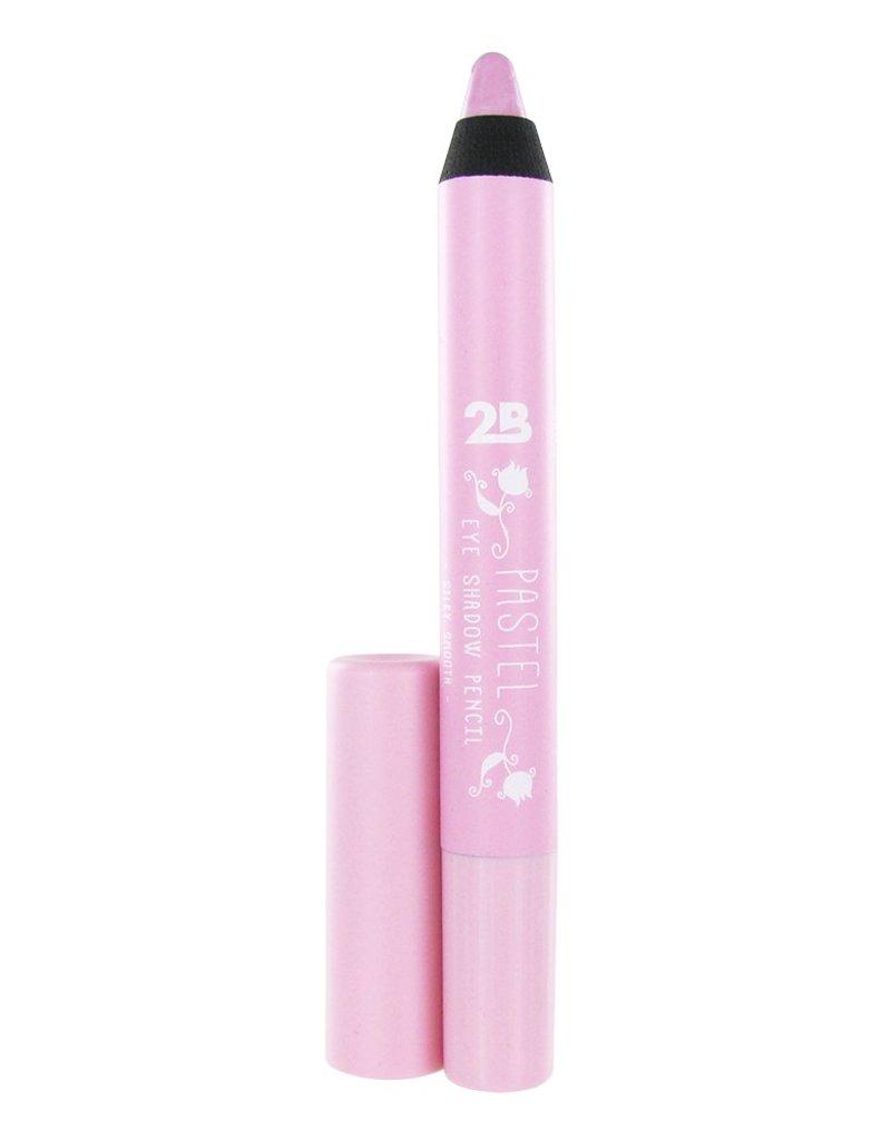 2B Cosmetics EYE SHADOW PENCIL PASTEL - 01 PINK