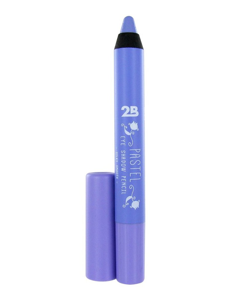 2B Cosmetics EYE SHADOW PENCIL PASTEL - 02 LILAC