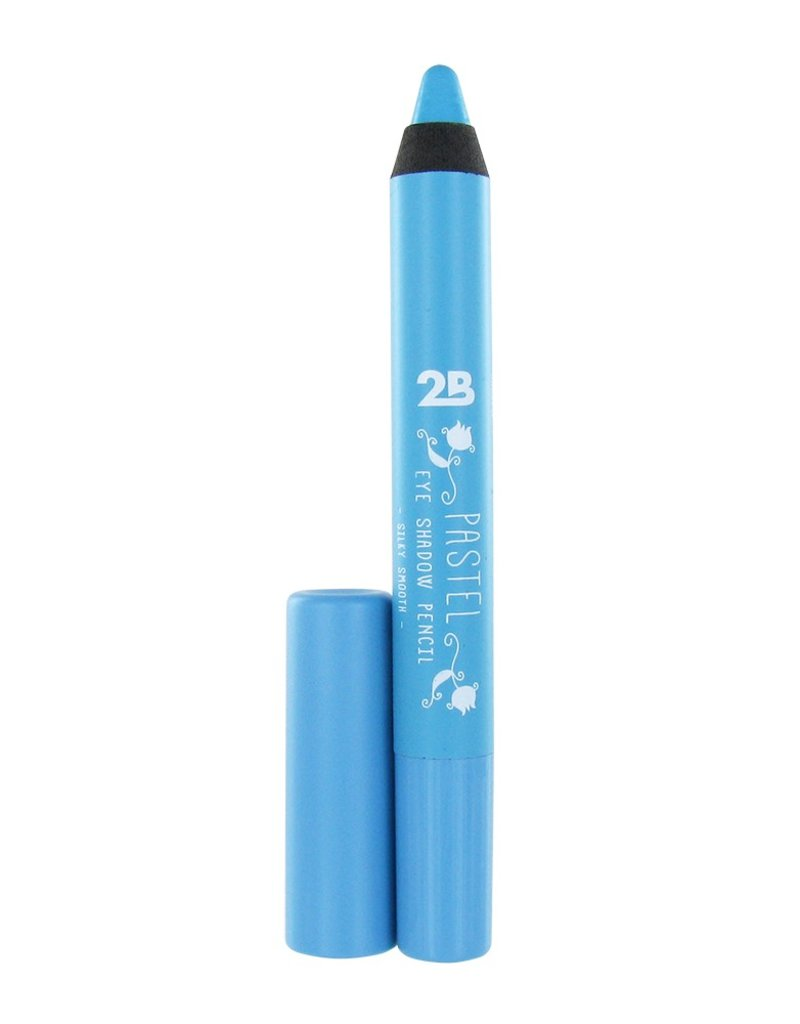 2B Cosmetics EYE SHADOW PENCIL PASTEL - 03 TURQUOISE