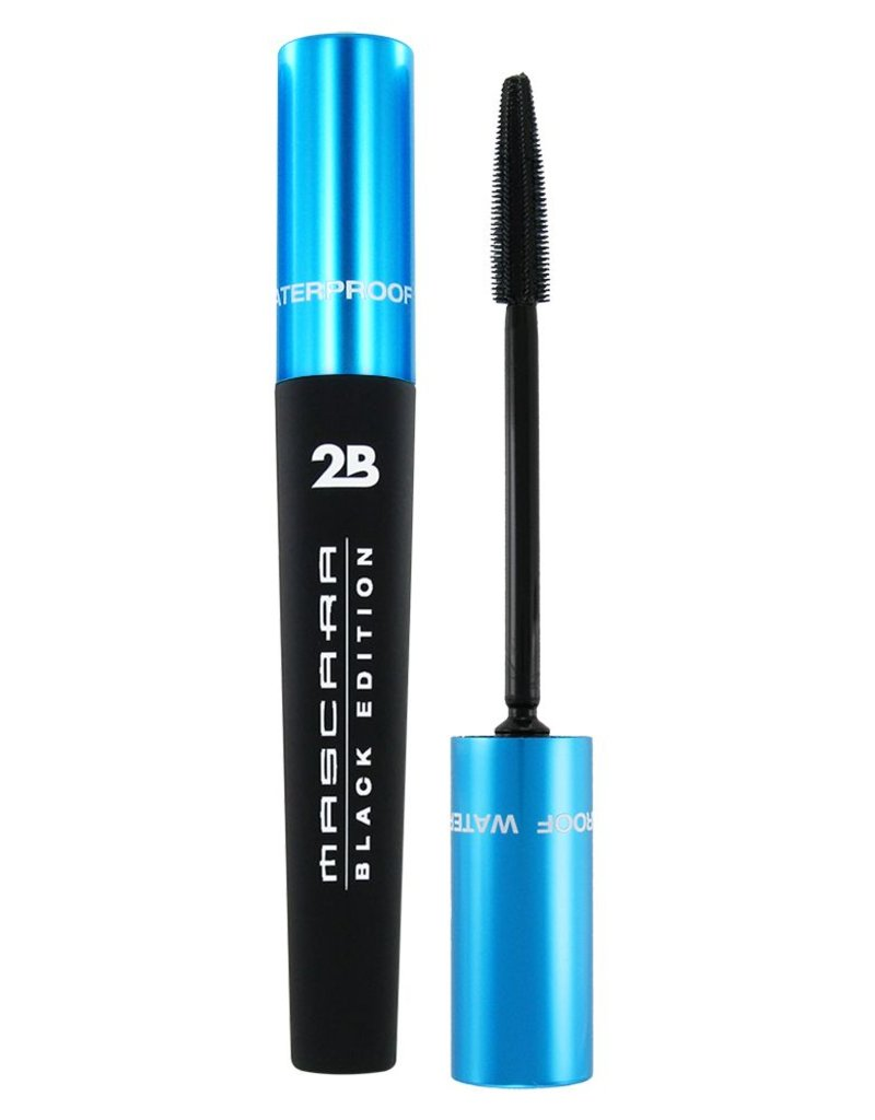 2B Cosmetics MASC.BLACK EDITION - WATERPROOF