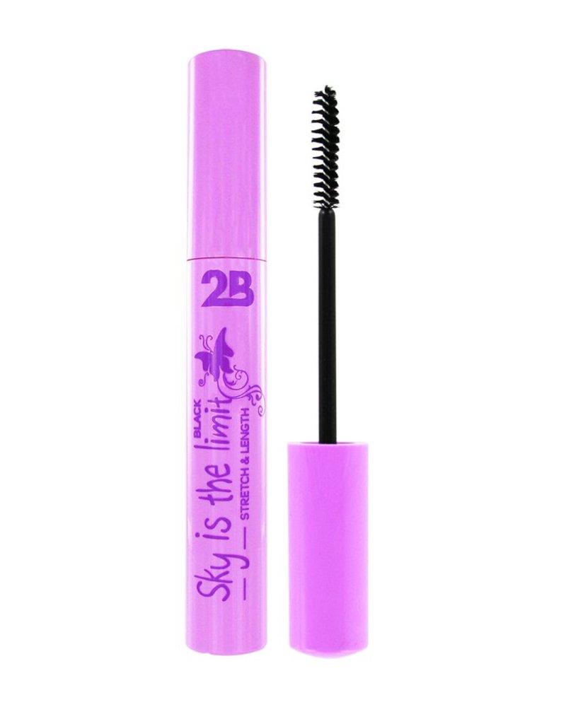 2B Cosmetics Mascara Black - Sky is the Limit