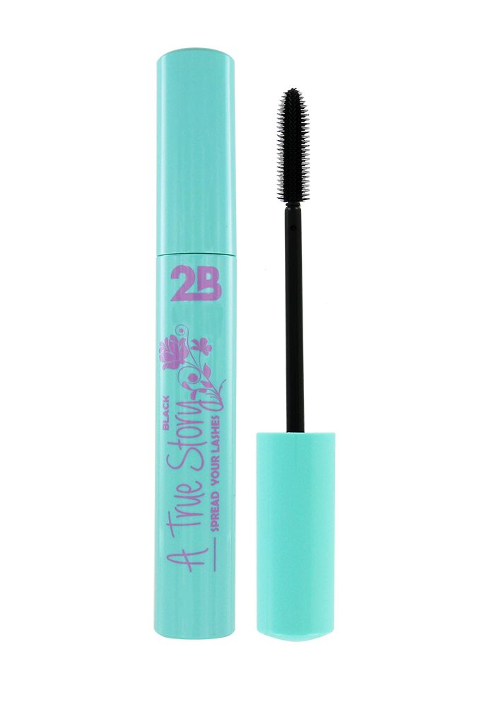 2B Cosmetics Mascara Black - A True Story