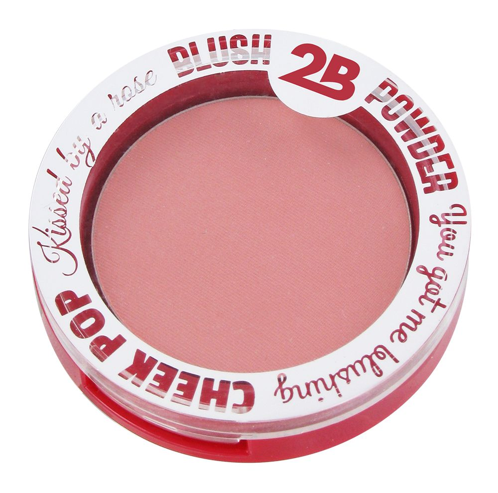 2B Cosmetics BLUSH CHEEK POP 01