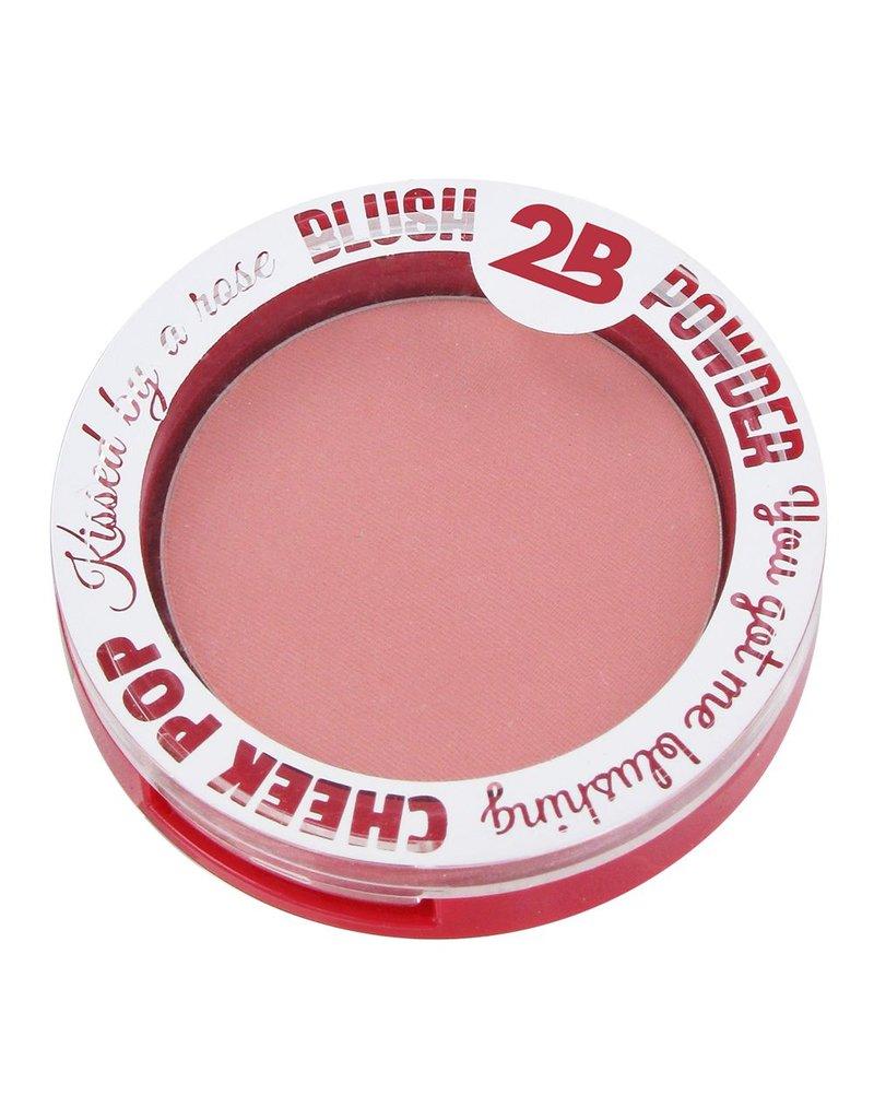 2B Cosmetics BLUSH CHEEK POP 01