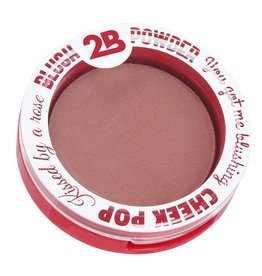 2B Cosmetics BLUSH CHEEK POP 02