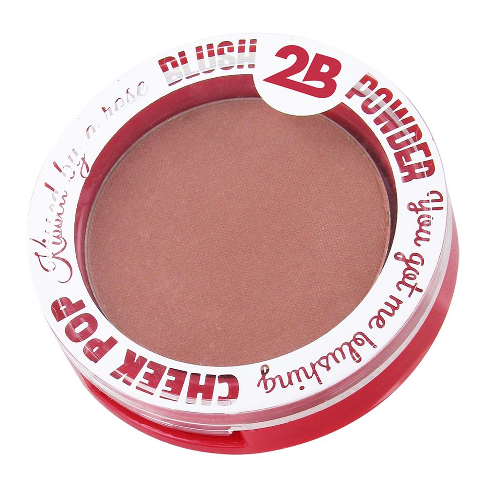 2B Cosmetics BLUSH CHEEK POP 03