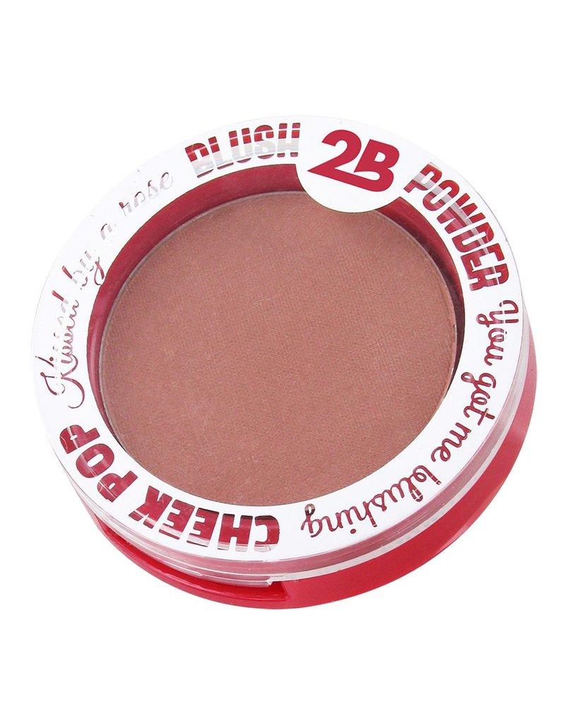 2B Cosmetics BLUSH CHEEK POP 03