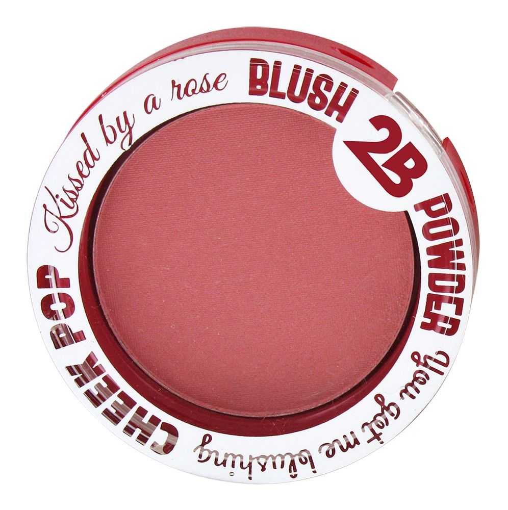 2B Cosmetics BLUSH CHEEK POP 04
