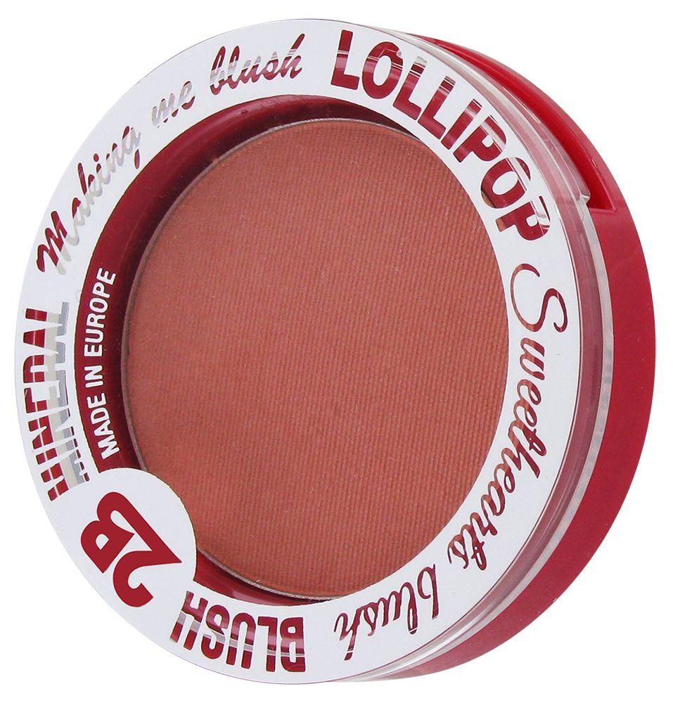 2B Cosmetics BLUSH MINERAL LOLLIPOP 02