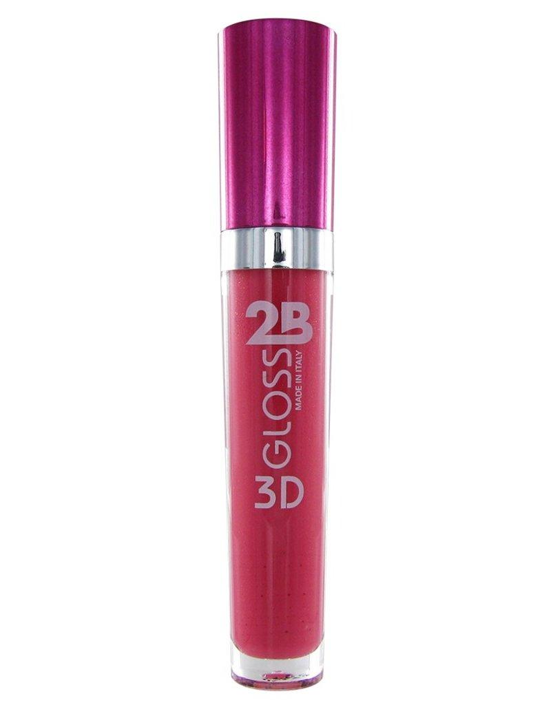 2B Cosmetics LIPGLOSS 3D 01 Framboise