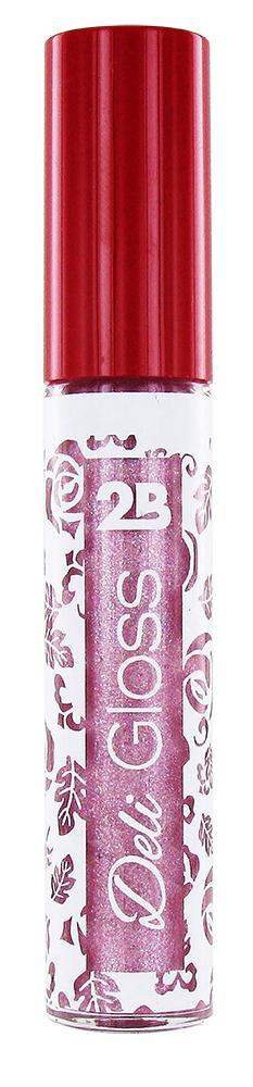 2B Cosmetics DELI GLOSS 02 Lilac