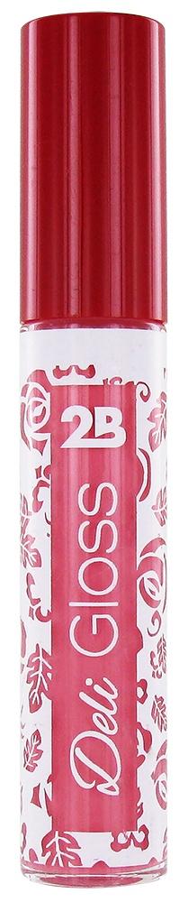 2B Cosmetics DELI GLOSS 04 Cherry Blossom Pink