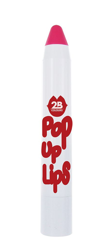 2B Cosmetics POP UP LIPS 04 Pink Balloons