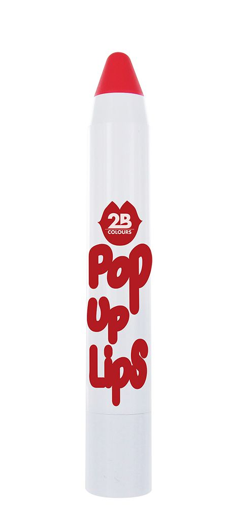 2B Cosmetics POP UP LIPS 05 Tendersweet watermelon
